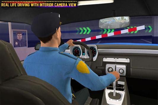 US Police Parking: Car Games screenshot 8