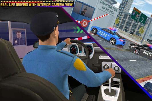 US Police Parking: Car Games screenshot 11