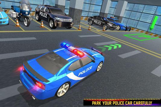 US Police Parking: Car Games screenshot 3