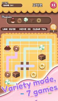 Cookie Link Classic screenshot 1