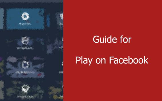 Guide for Facebook Gameroom screenshot 1