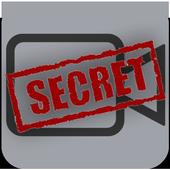 Secret Camera Recorder icon
