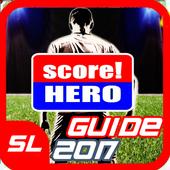 Guide For Score! Hero 2017 icon