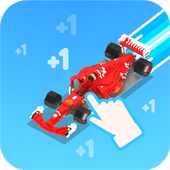 Idle Formula Tycoon - Racing Business Clicker Game icon