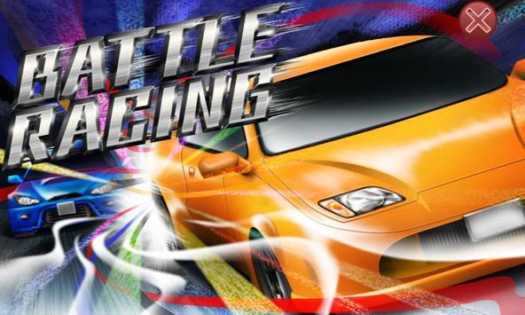 Battle Racing poster