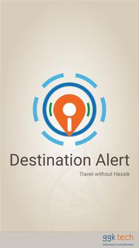 Destination Alert poster
