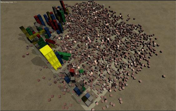 Totally Real Quake Sim 2017 apk screenshot