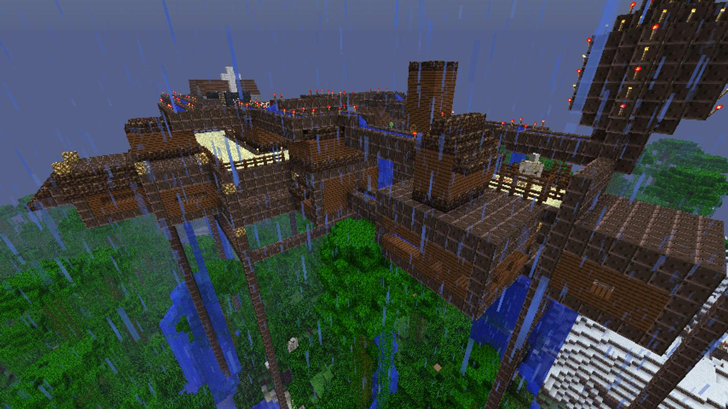 Perfect City Minecraft Ideas for Android - APK Download - Construction Minecraft