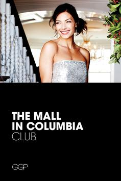 The Mall in Columbia poster