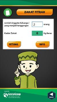 Kalkulator Zakat screenshot 3