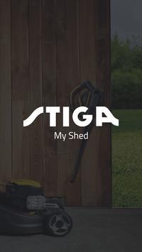 My STIGA Garden Shed poster