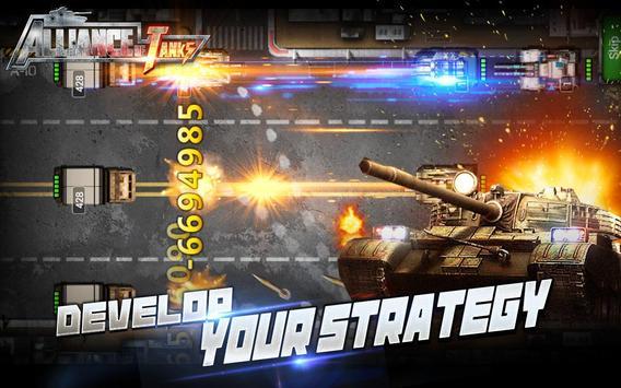 Alliance of Tanks apk screenshot
