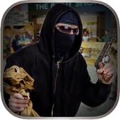 Ctiy Robbery Criminal Thug icon