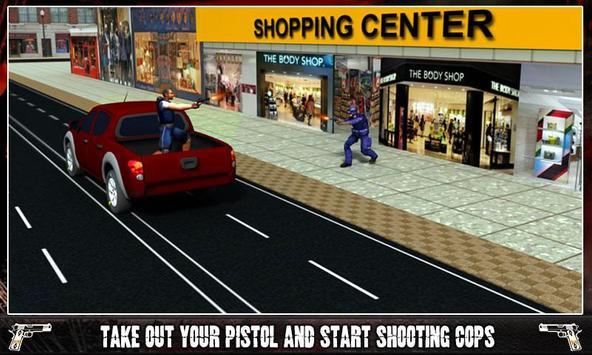 Ctiy Robbery Criminal Thug poster