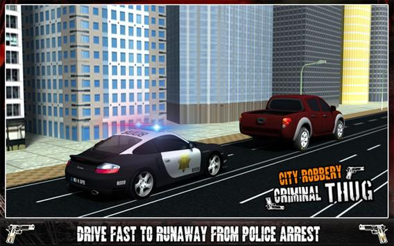 Ctiy Robbery Criminal Thug apk screenshot