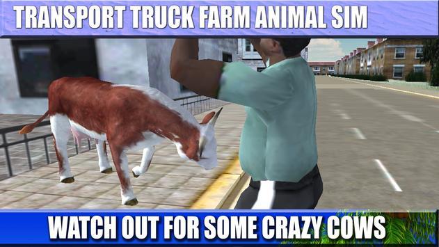 Transport Truck Farm Animal screenshot 3