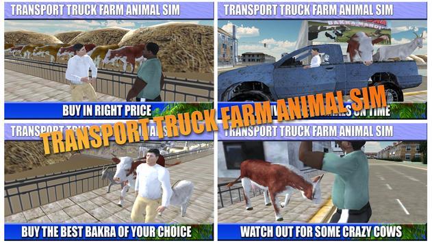 Transport Truck Farm Animal screenshot 14