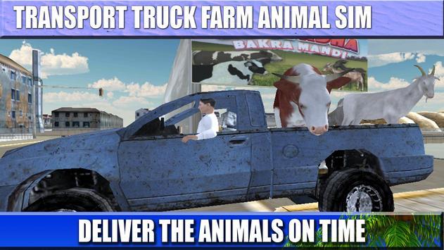 Transport Truck Farm Animal screenshot 2
