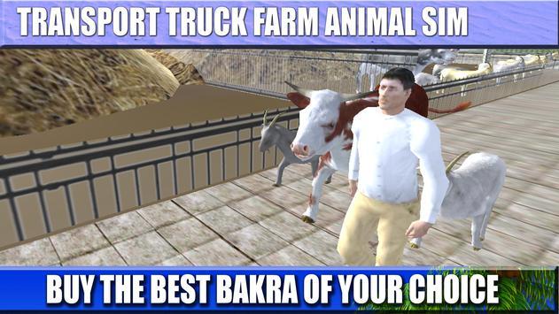 Transport Truck Farm Animal screenshot 5