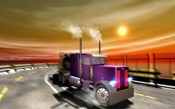 Truck Simulator USA Transport apk screenshot
