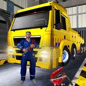 Truck Mechanic Auto Repair Sim icon