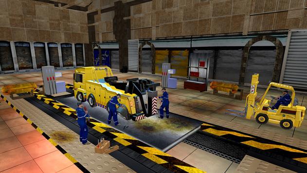 Truck Mechanic Auto Repair Sim apk screenshot