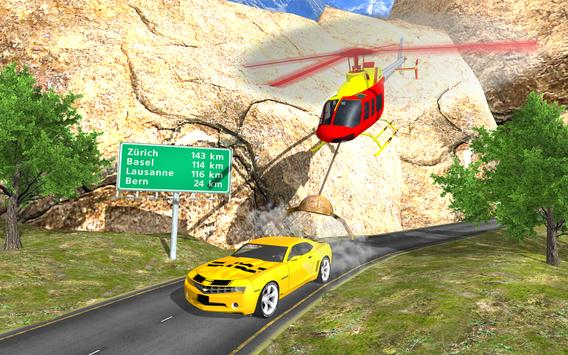 Helicopter Rescue Simulator 3D apk screenshot