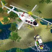 Rescue Helicopter Simulator icon