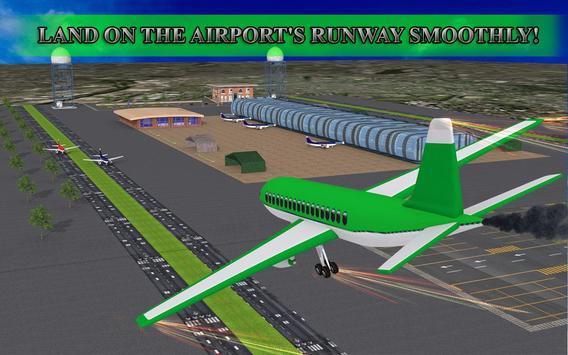 Airport Flight Alert 3D apk screenshot