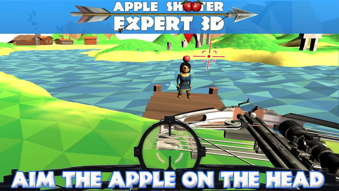 apple shooter expert 3d apk download free simulation game for
