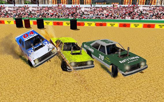 Demolition Derby Crach Racing apk screenshot