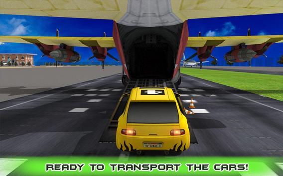 Car Transporter Cargo Jet apk screenshot
