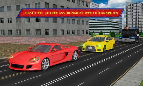 City Police Truck Simulator apk screenshot