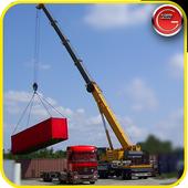 Crane Simulator 3d icon