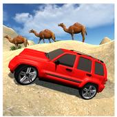 Desert Driving : Luxury Prado icon