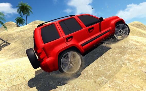 Desert Driving : Luxury Prado apk screenshot
