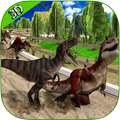 Dinosaur Racing 3D