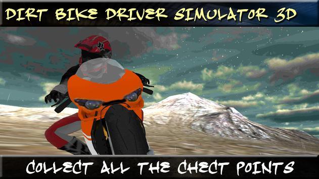 Dirt Bike Driver Simulator 3D screenshot 11