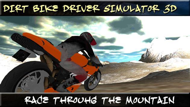 Dirt Bike Driver Simulator 3D screenshot 7