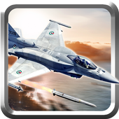 F16 War Missile Gunner Rivals icon