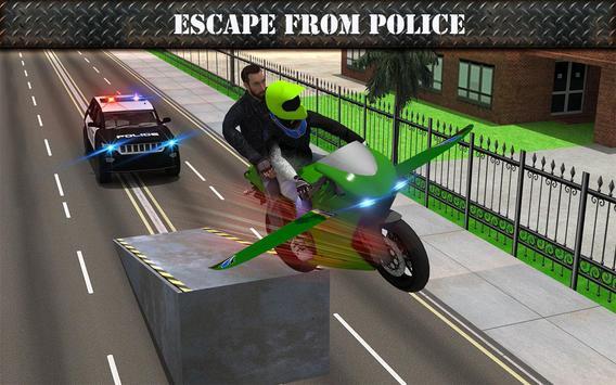 Flying Bike Racing apk screenshot
