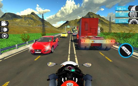 Endless Bike Racing Moto Racer screenshot 2
