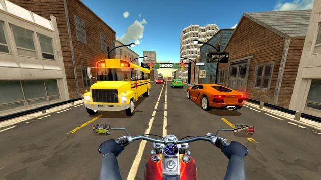 Endless Bike Racing Moto Racer screenshot 5
