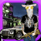 Gangsta Life Goat Styler icon