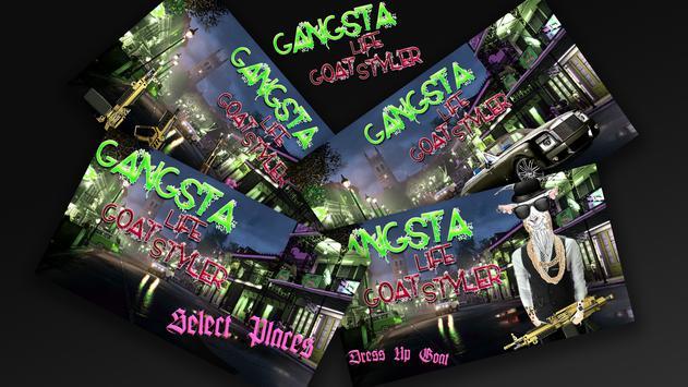 Gangsta Life Goat Styler apk screenshot