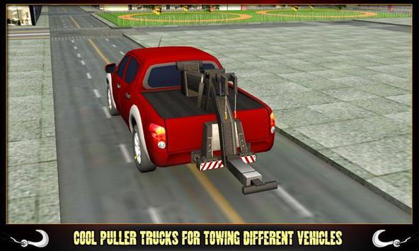 Car Tow Truck Transporter 3D apk screenshot