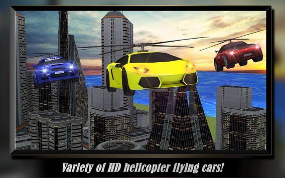 Helicopter Flying Car apk screenshot