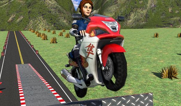 Mad Bike Stunts: Crazy Tricks Master screenshot 10