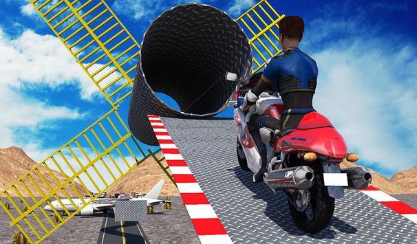 Mad Bike Stunts: Crazy Tricks Master screenshot 14