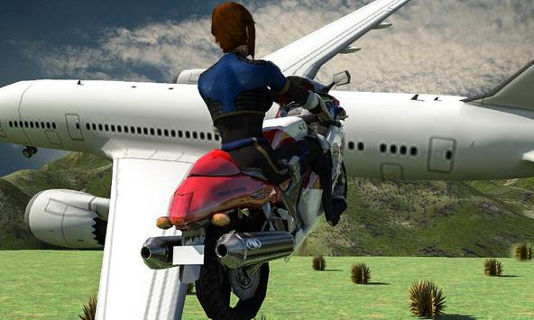 Mad Bike Stunts: Crazy Tricks Master screenshot 1